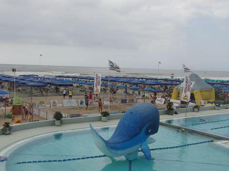 bagno balena