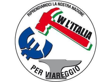 """ECCO I 19 CANDIDATI DI """"W L'ITALIA PER VIAREGGIO"""" CHE SOSTENGONO EUGENIO VASSALLE"""
