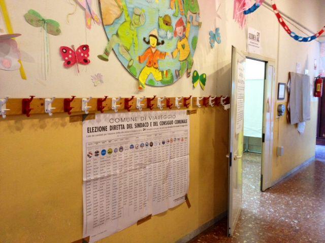 Elezioni Europee 2014, boom del Pd a Viareggio rispetto alle amministrative di un anno fa