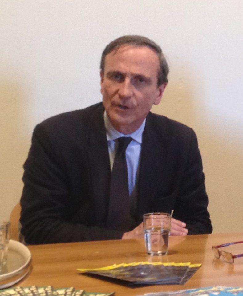 """Fabrizio Manfredi: """"La candidatura a sindaco di Viareggio di Sandro Bonaceto è la principale ipotesi"""""""