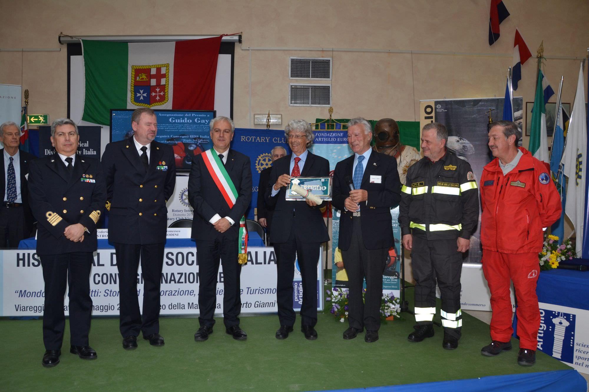 Alla Micoperi di Ravenna il Premio internazionale Artiglio