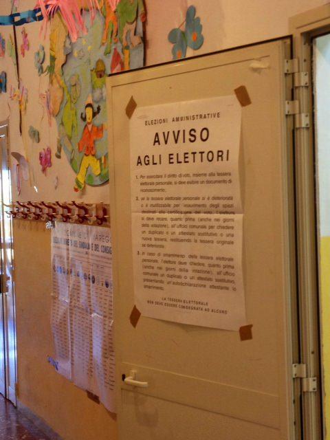 Elezioni, a Camaiore due sezioni spostate dal Paduletto a via della Gronda