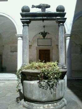 Luisetta, la trota di Palazzo Mediceo