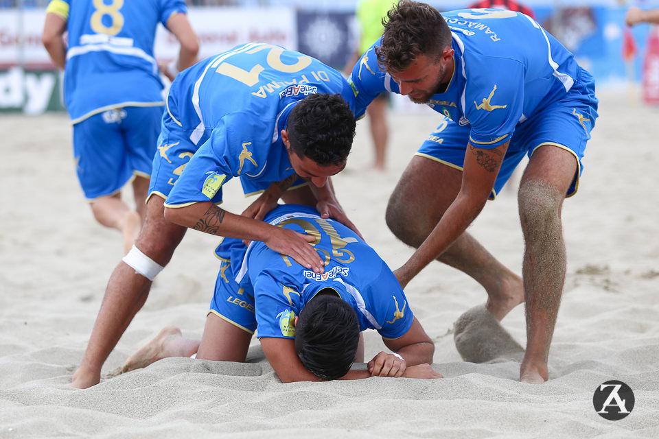 Beach soccer, il Viareggio riparte dalle certezze. E da due innesti