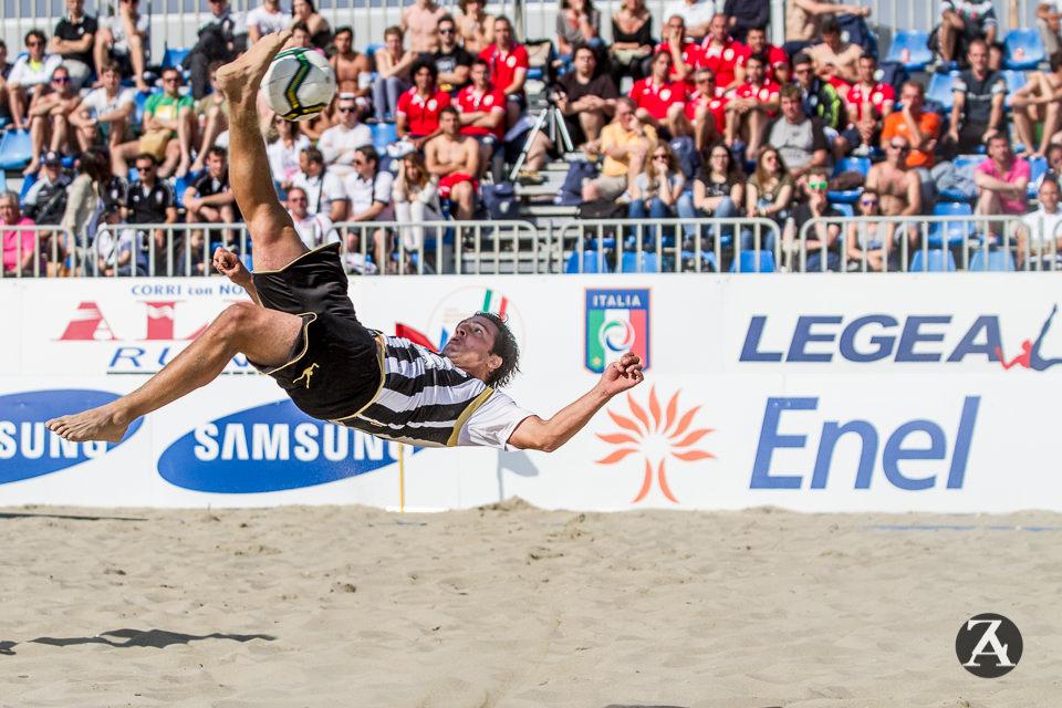 Beach soccer, il Viareggio trova subito il Pisa in Coppa Italia