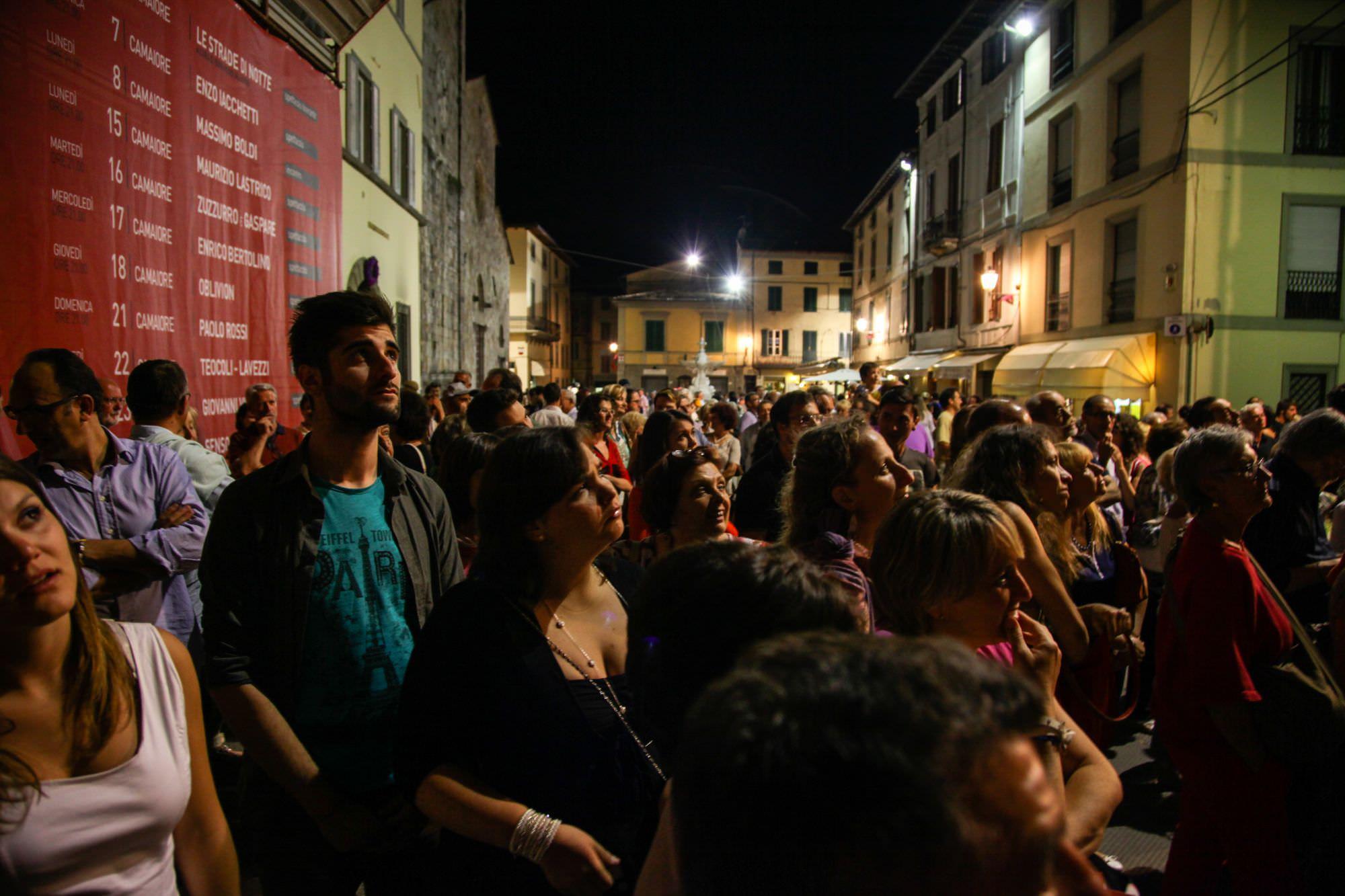 Festival Gaber a Camaiore. Otto serate dal 20 Luglio