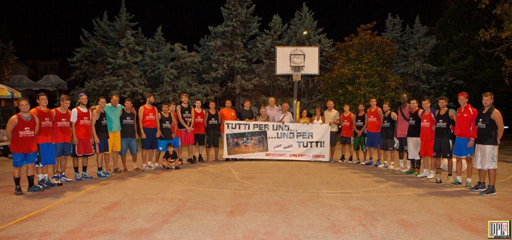 """Basket, grande attesa a Lido di Camaiore per la finalissima del """"Memorial Diego Malfatti"""""""