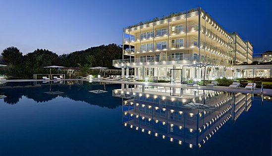 "Una Hotel Versilia è il ""Luxury Sea View Hotel of the Year"""