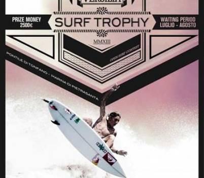 SCATTA IL WAITING PERIOD DEL QUIKSILVER VERSILIA SURF TROPHY 2013