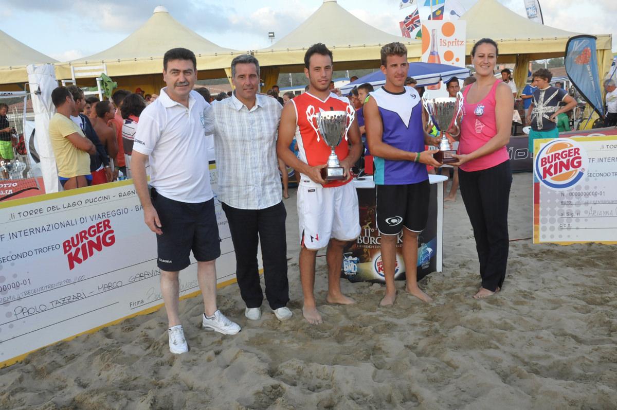 Beach tennis archivio notizie pagina 3 di 7 - Bagno arizona viareggio ...