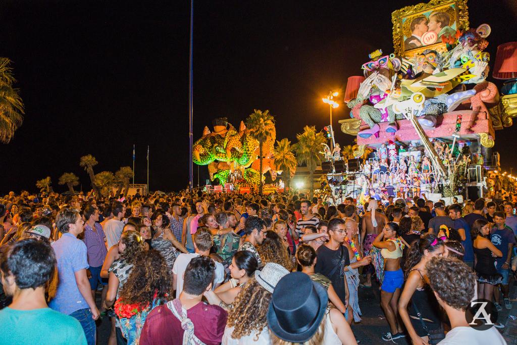 Carnevale estivo 2013, la fotogallery di Andrea Zani della prima sfilata