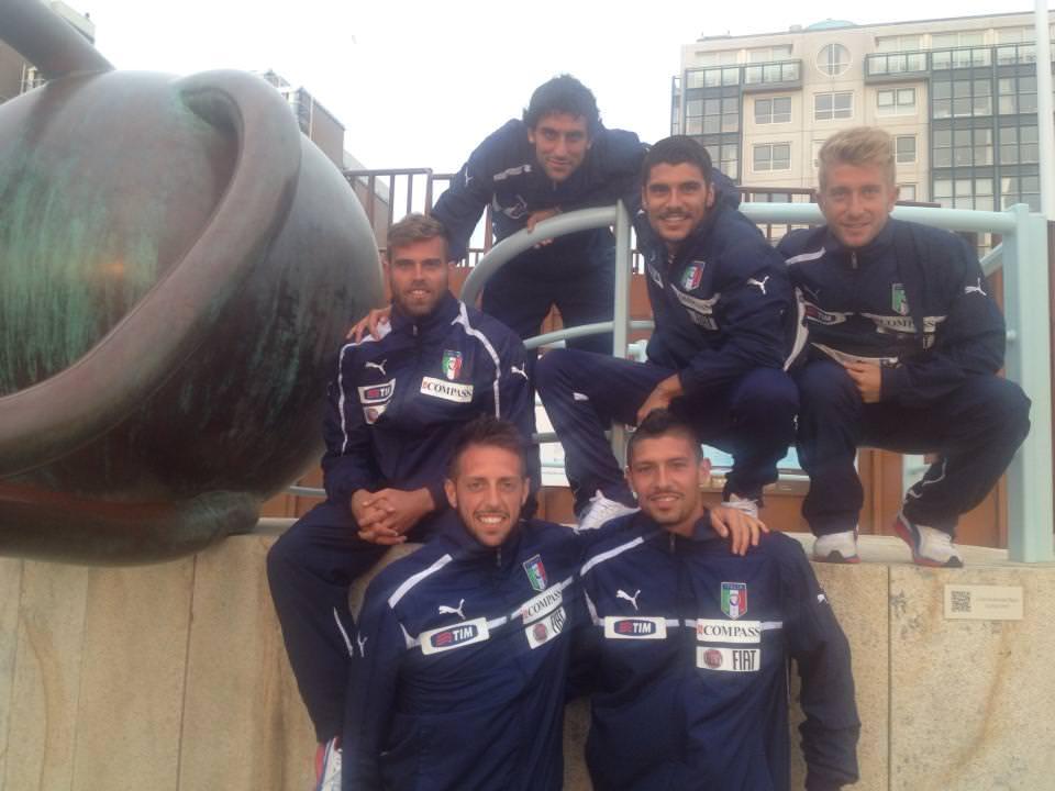 Beach soccer, l'Italia dà l'assalto all'Euroleague con sei viareggini
