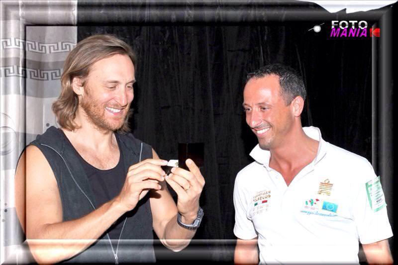 Musica alta per il concetto di Guetta: multa da 500 euro per Alessandro Santini