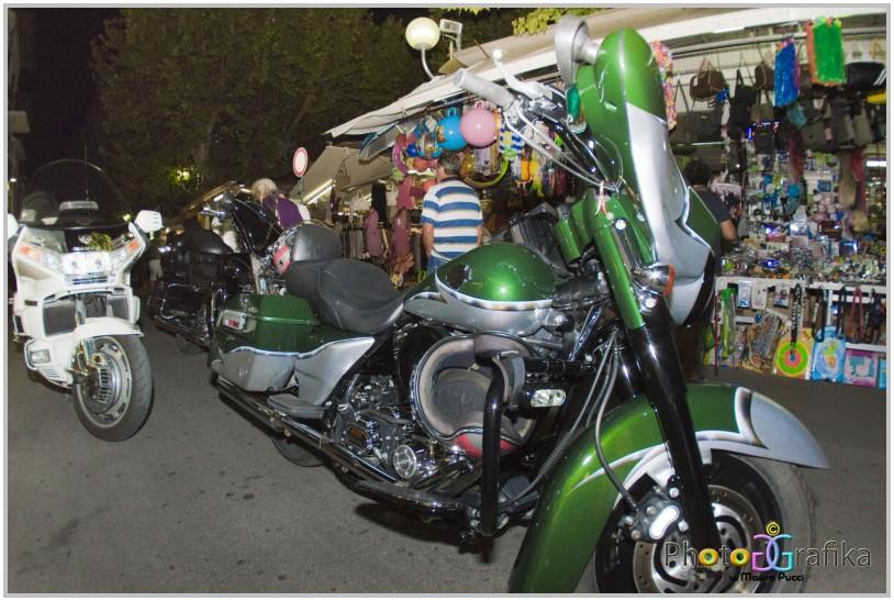 Servizio box  per i motociclisti. L'amministrazione valuta la proposta
