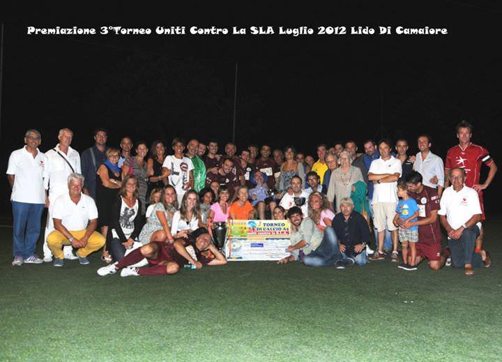 """L'associazione """"In gioco per la solidarietà"""" ricorda Marco Luisi"""