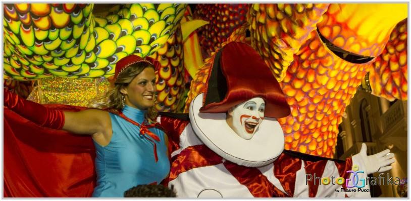 Carnevale estivo probabilmente il 9 agosto