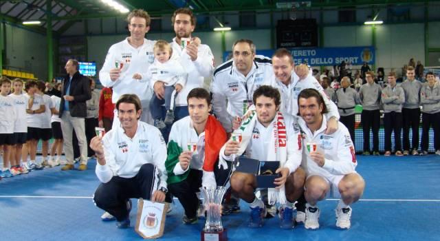 Il Tc Italia (ancora con Volandri) dà la caccia al tricolore-bis in un campionato rivoluzionato