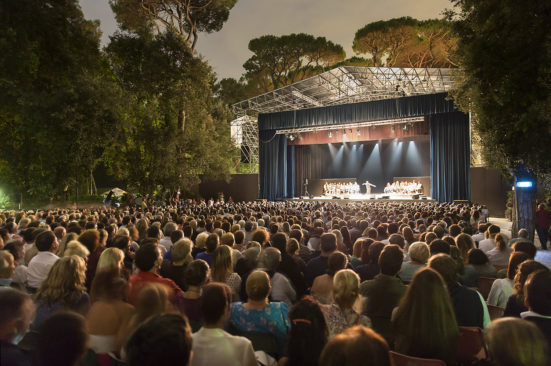 Versiliana. Salve le strutture del Festival