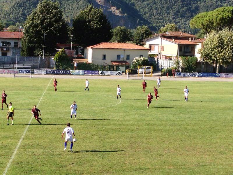 Camaiore, vittoria senza sbavature contro il Forcoli: in gol Biagini e Velchev