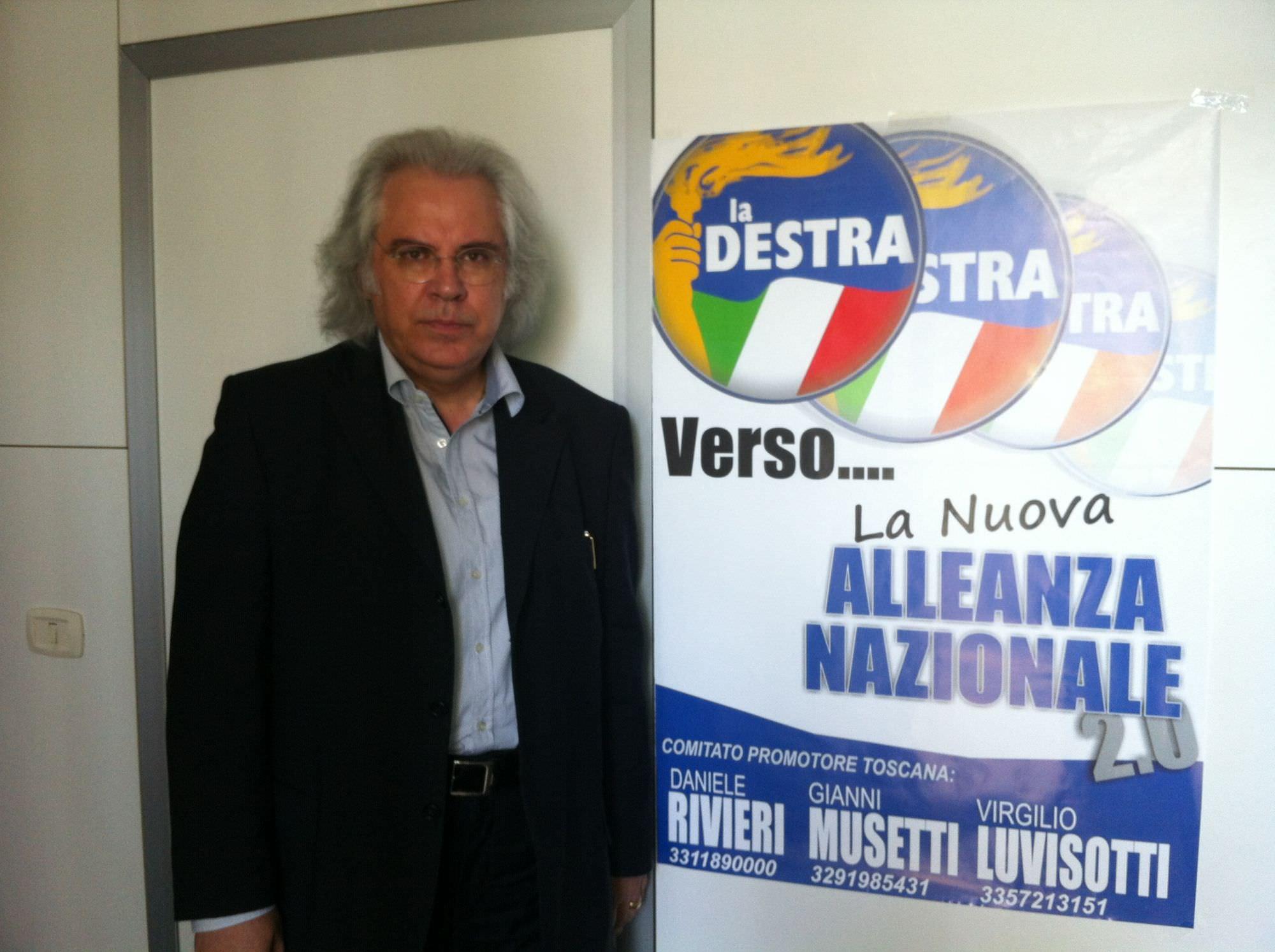 """Rivieri: """"L'elezione della Mussolini all'Europarlamento dimostra la nostra forza"""""""