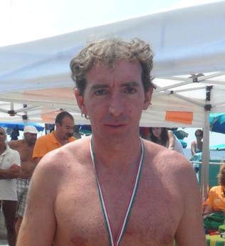 Nuoto, ancora ottimi piazzamenti per Gabriele Giordani nei campionati italiani