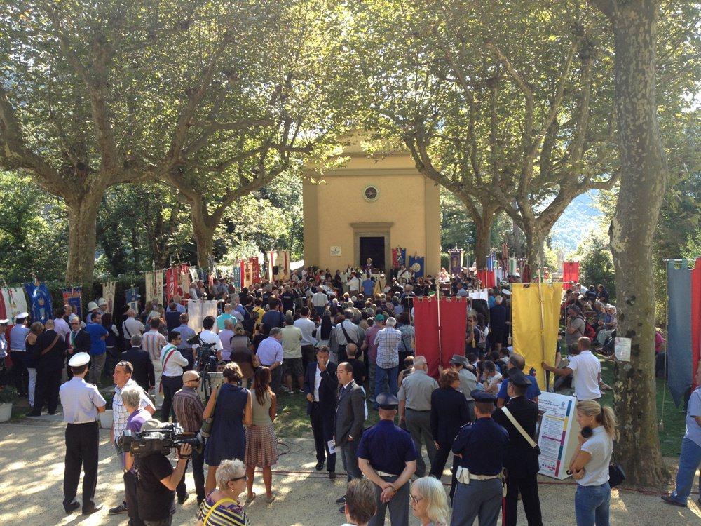 Sant'Anna di Stazzema, il Parco della Pace farà parte di un progetto multidisciplinare con le scuole d'Italia