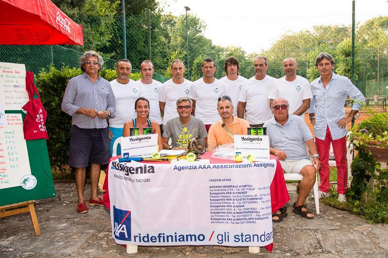 Coppa davis versilia il bagno prunaca trionfa a sorpresa - Bagno arizona viareggio ...