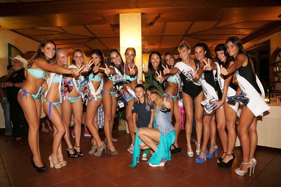 Anche due ragazze di Pietrasanta alla finale di Miss Bella d'Italia