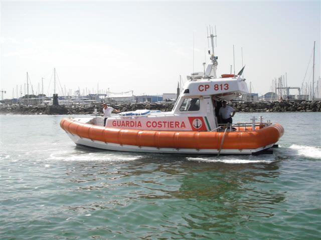 Ultima domenica di apertura dell'Infopoint della Guardia Costiera di Viareggio