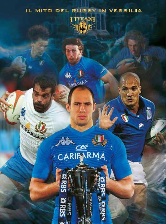 """Rugby, parte a Viareggio il progetto """"I Titani"""" ideato dall'ex azzurro Denis Dallan"""