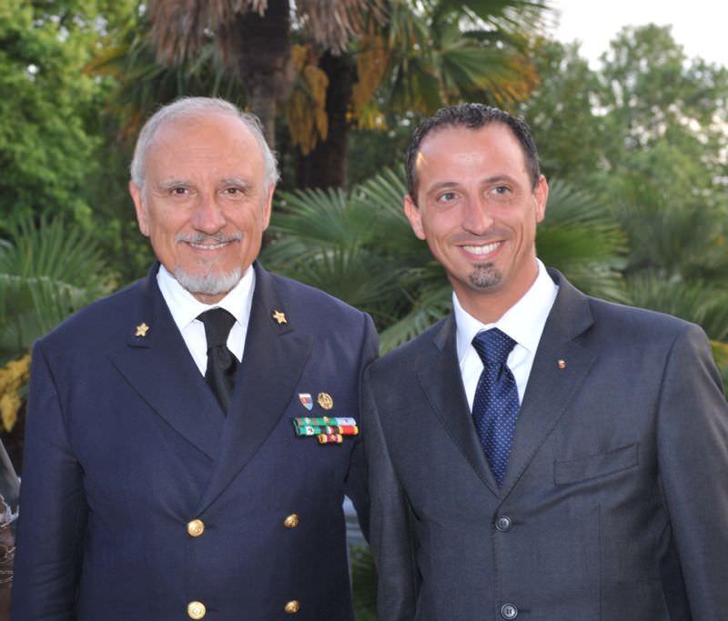 """Camaiore assente ai funerali del cittadino onorario l'ammiraglio Pollastrini. Santini: """"Una vergogna"""""""