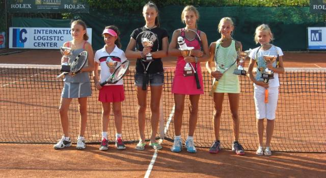 """Tennis, i vincitori del trofeo """"Ristorante La Barca"""""""