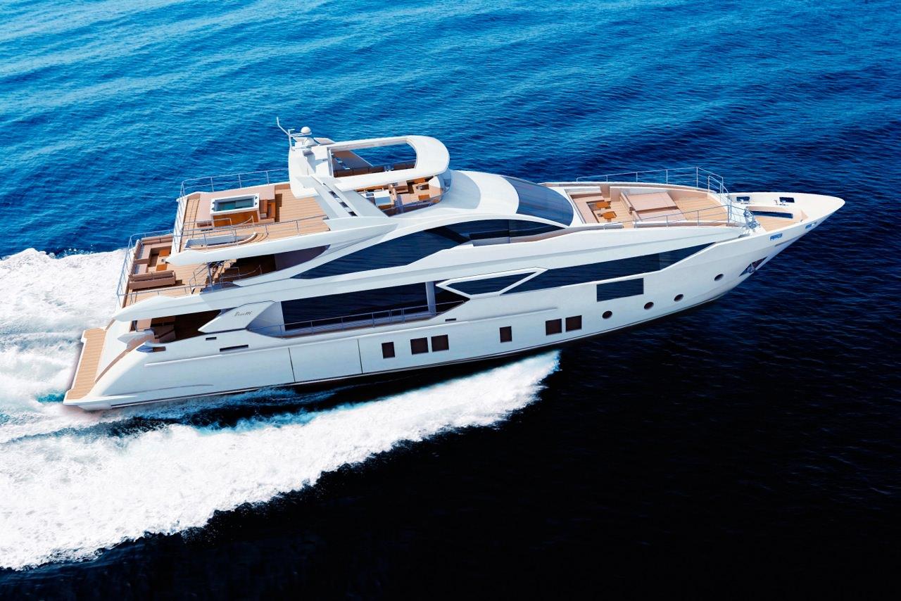 Benetti presenta la nuova linea di yacht veloci al Cannes boat show