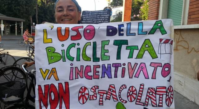 """Riapertura di via Fratti alle biciclette. La mozione di """"Viareggio tornerà bellissima"""""""