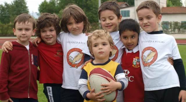 A Pietrasanta riparte l'attività della Rugby Union Versilia