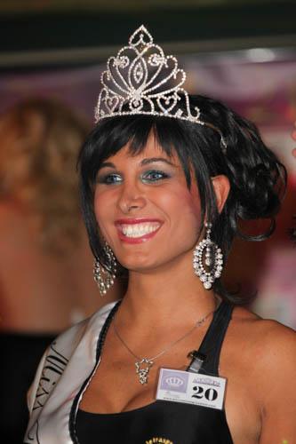 La siciliana Alessia Bergamo è Miss Trans Italia