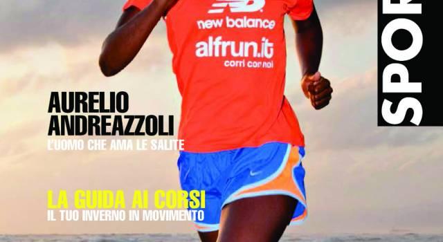 Interviste a Linus e Aurelio Andreazzoli nel nuovo numero di Sport U