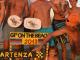 Marco Simone trionfa nei giochi sulla spiaggia al bagno Arizona