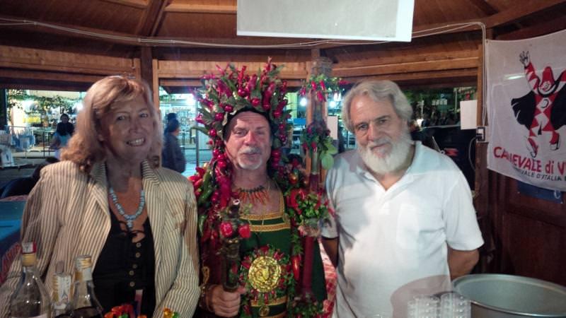 Successo del Club del Negroni al Festival del Peperoncino a Diamante