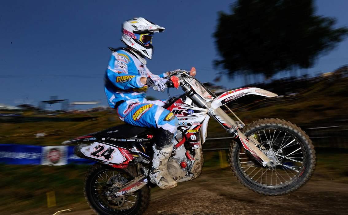 Motocross, il pilota sponsorizzato dal Twiga terzo nel quarto round del campionato belga