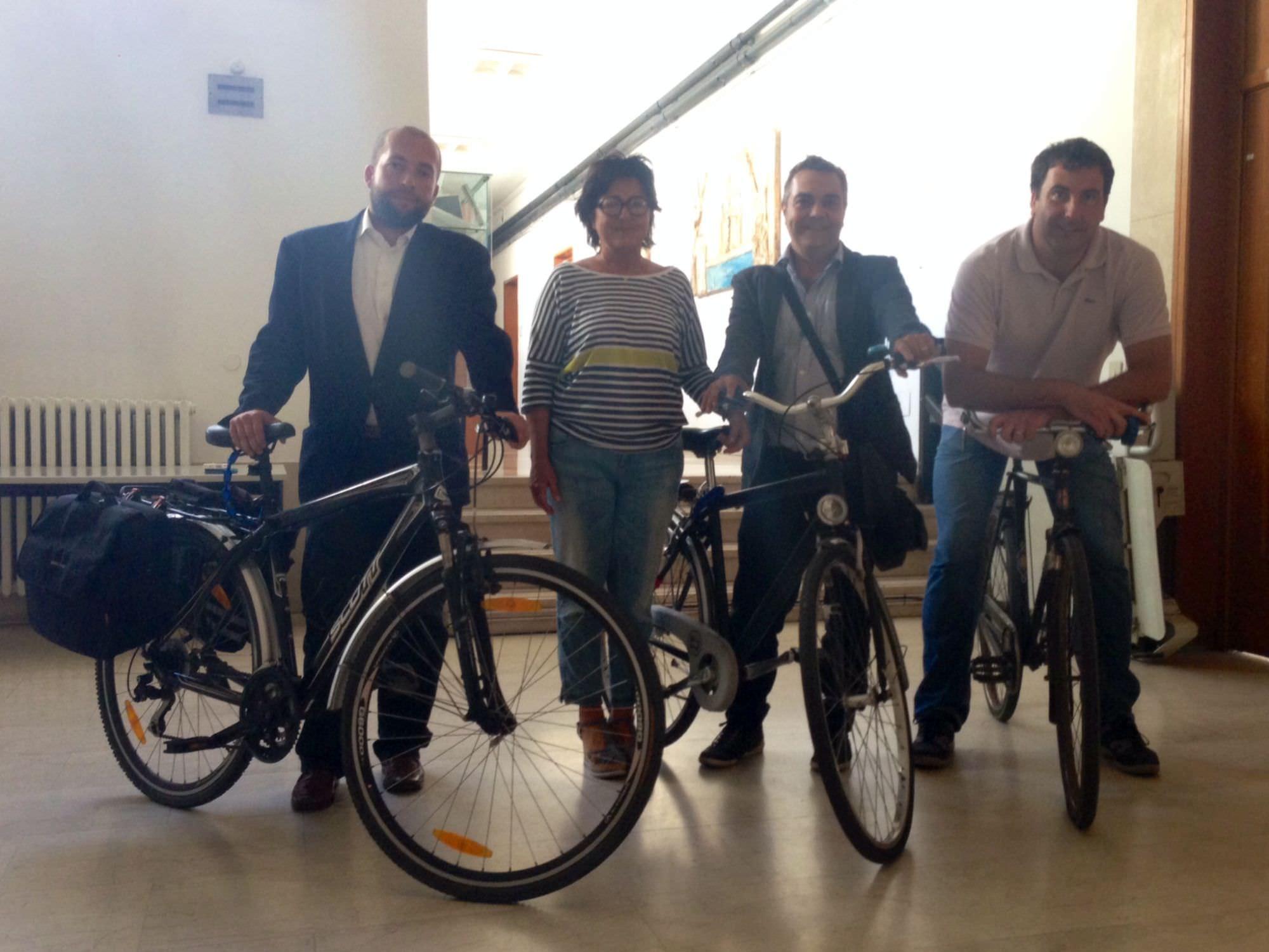 """Mobilità a Viareggio, l'assessore Puccetti: """"Nel nostro programma tante nuove piste ciclabili"""""""