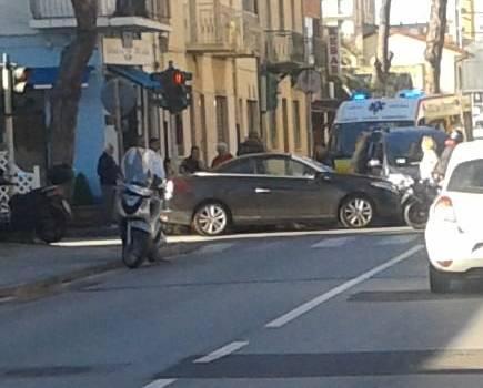 Incidente stradale in Darsena: nessun ferito grave