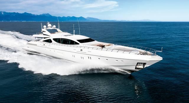Overmarine mostra i suoi gioielli al Qatar International Boat Show