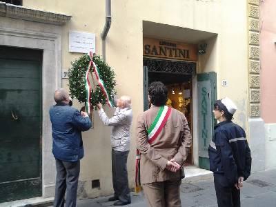 Pietrasanta rende omaggio a Padre Barsanti