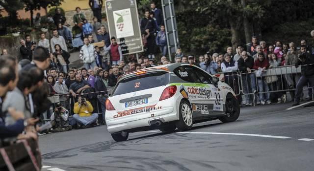 Rally Città di Pistoia maledetto per Alessio Salati