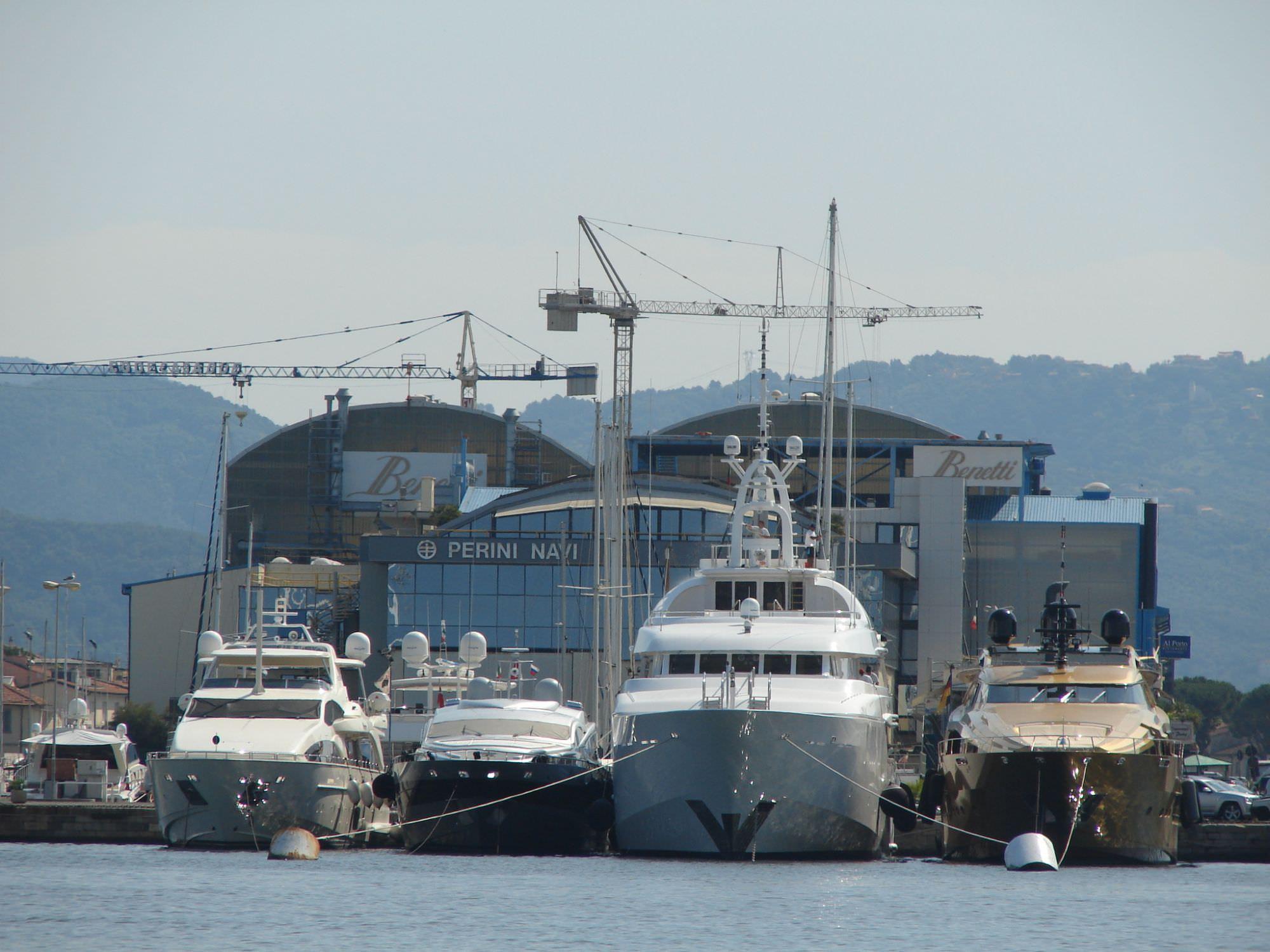 Yare 2014. Torna a Viareggio l'appuntamento più innovativo del settore dei superyacht