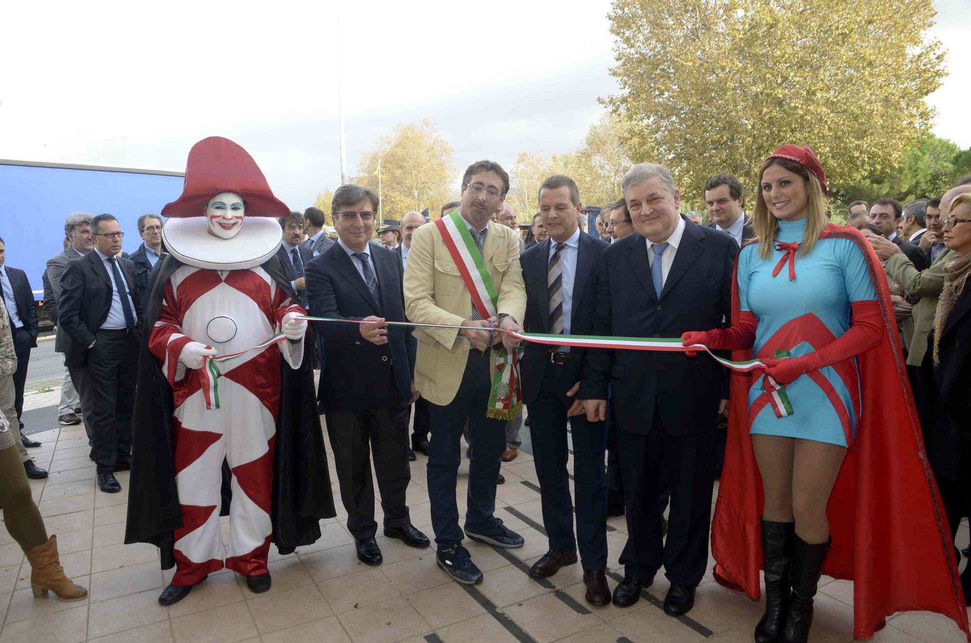 Inaugurata al Marco Polo la nuova sede di Viareggio di Confcommercio
