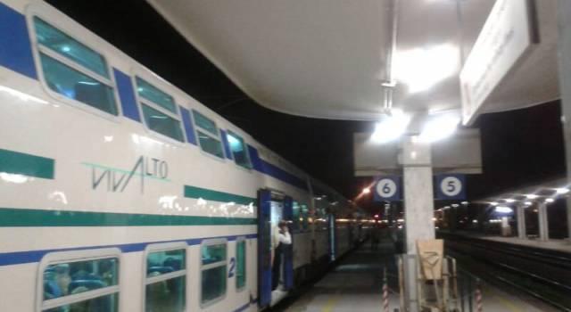 Investito da un treno. Ritardi e disagi tra Viareggio e Firenze