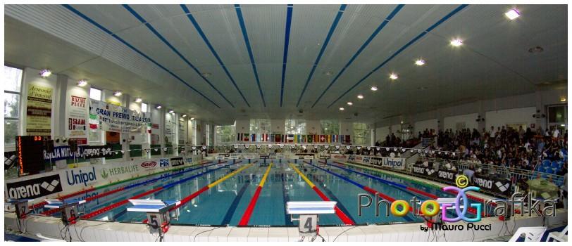piscina comunale Viareggio