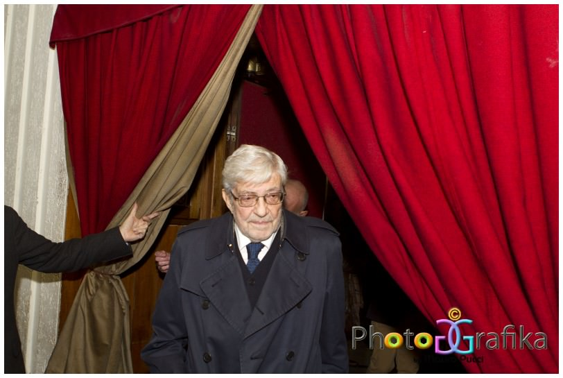 Ettore Scola e Sergio Castellitto. La fotogallery della prima giornata di Europacinema